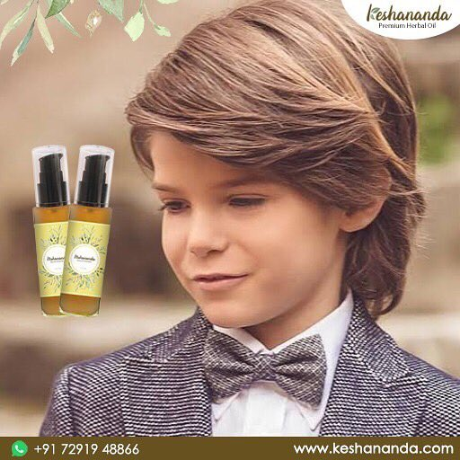 Get the best nourishment for your kids hair with regular use of @keshanandaoil   Order your favourite Keshananda Herbal Blend online on  or call us on +91 7291948866.  #HairCare #hair #hairstyle #beauty #fashion #style #love #makeup #hairstyles #haircut