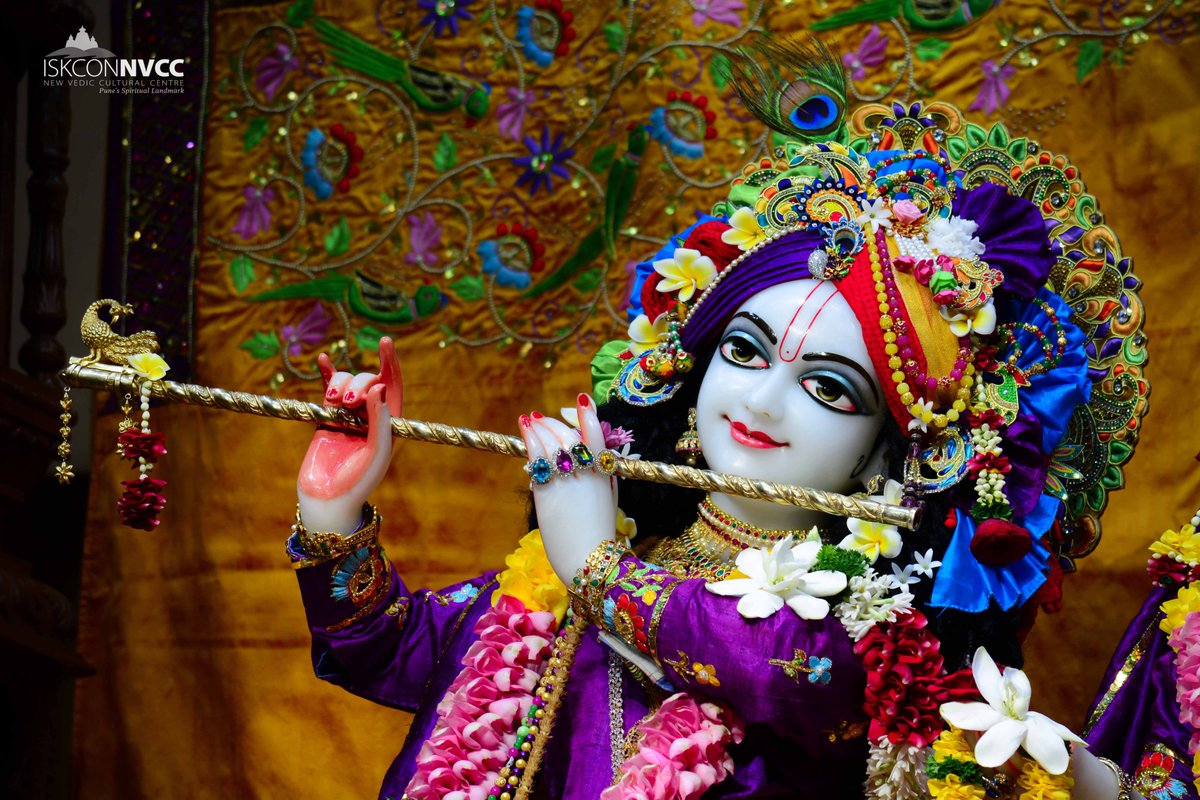 #ISKCONNVCC #ISKCON #PUNE #DailyDarshan #EarlyMorning #Krishna #29January #temples #worship #Blessings #BestofTheDay #realbeauty #StayBlessed #Wednesday #HaveAGreatWeek #BeHappy #Wednesdaylove #culture Temple Timings