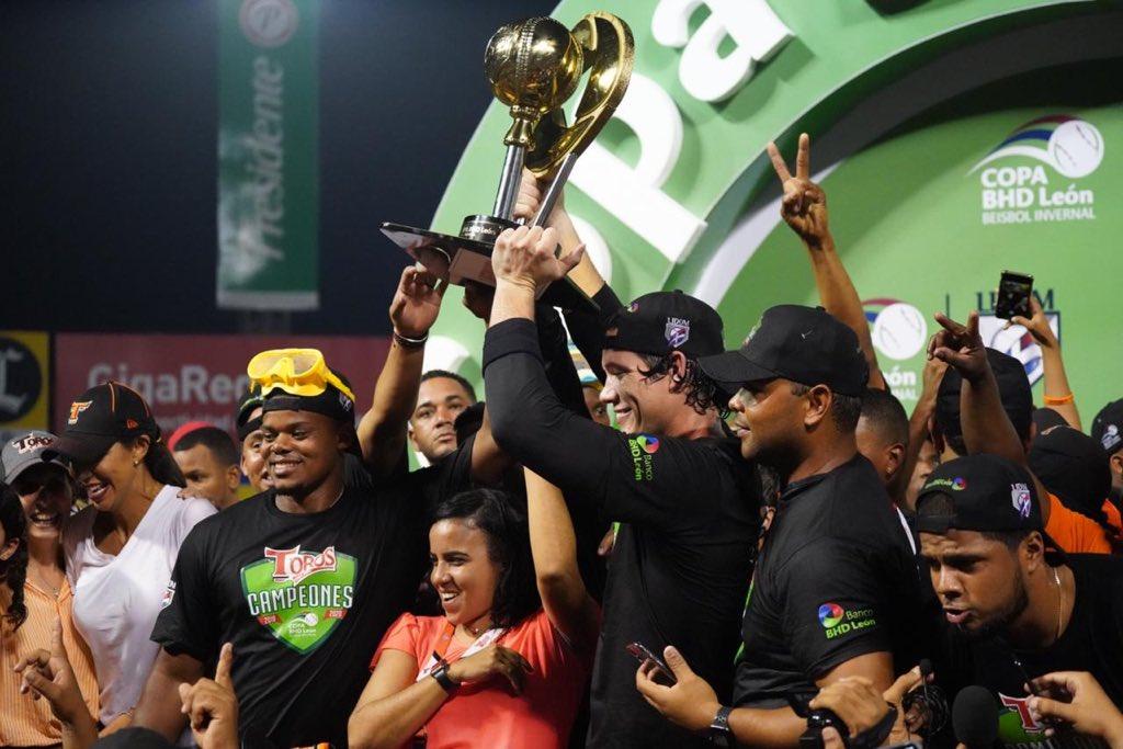 Este fue el tercer campeonato de Toros del Este en República Dominicana.