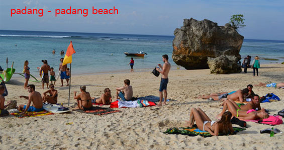 #Bali #Travel Bali Travel Attractions Map and Things to do in Bali: Padang - Padang Beach https://ift.tt/36CWgL0 #Trippic.twitter.com/2xbjDgxbEW