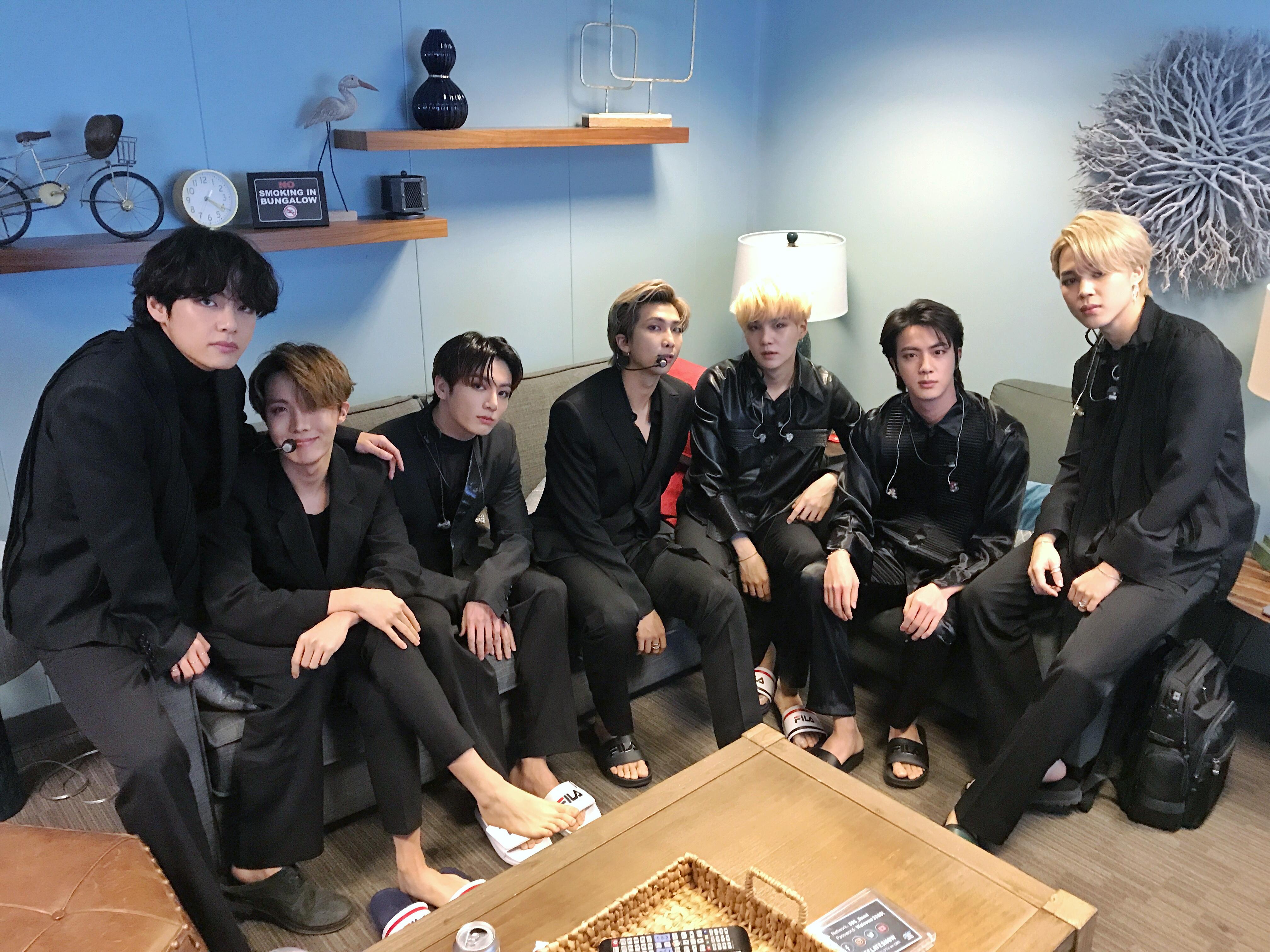 BTS Menang Daesang dan Bonsang di Seoul Music Awards (SMA) 2020