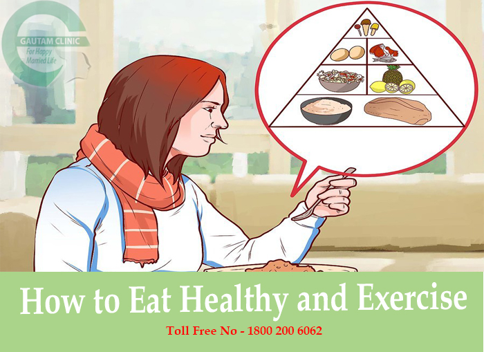 #Best Sexologist #Doctor - How to Eat #Healthy and Exercise Eating #healthy and exercising can seem like a #pretty simple and straightforward goal; however, there are many different components to a healthy #diet and fitness program. For example, you'll need to think about