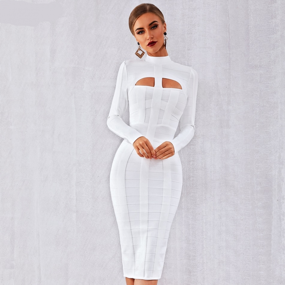 Women's Bodycon Hollow Out Dress $62.70  #fashion #shopping #stylish #cute #pretty #dress #party #influencer #usa #canada #makeup #model #california #nyc #instafashion