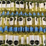 """Image for the Tweet beginning: New """"Saurüssel"""" white wine available"""