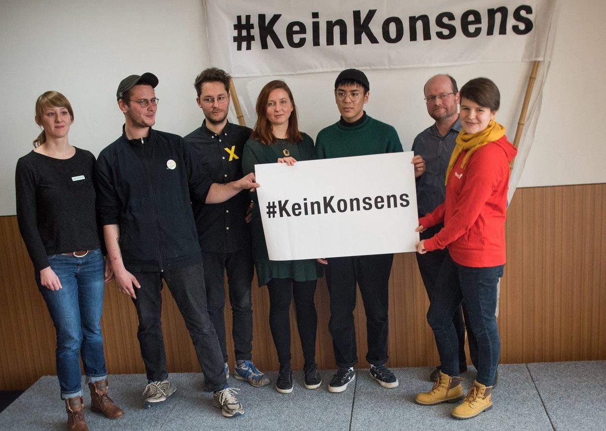 #KeinKonsens