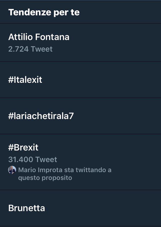 #Italexit