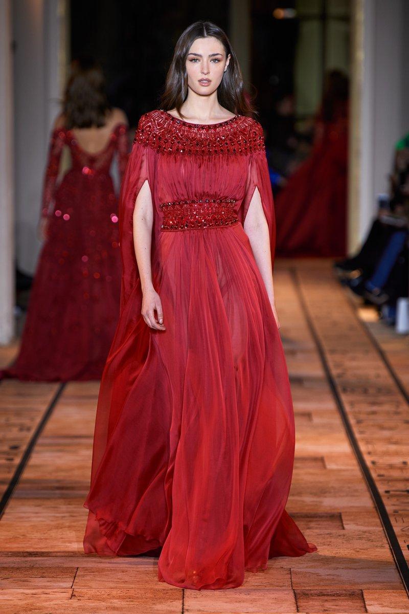 Brocard, silk tulle, silk muslin, lurex, Duchess satin suggest a proud, gleaming sense of elegance. #ZMrealm #FémininesSacrées https://t.co/RYyVCfmLyV
