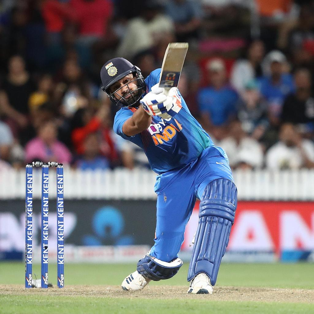 @ICC's photo on Rohit Sharma