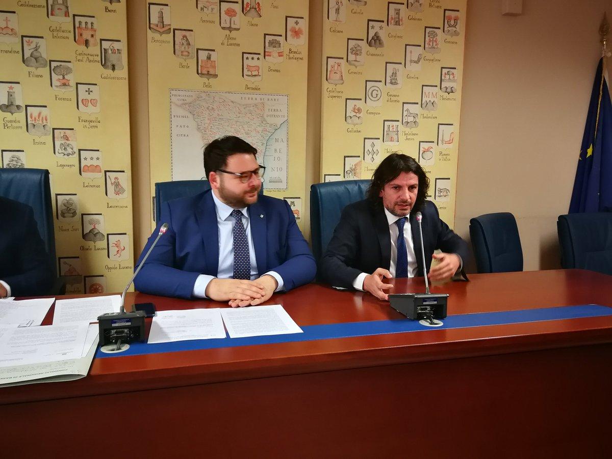 In prima Commissione, audizione di Salvatore Cosma...