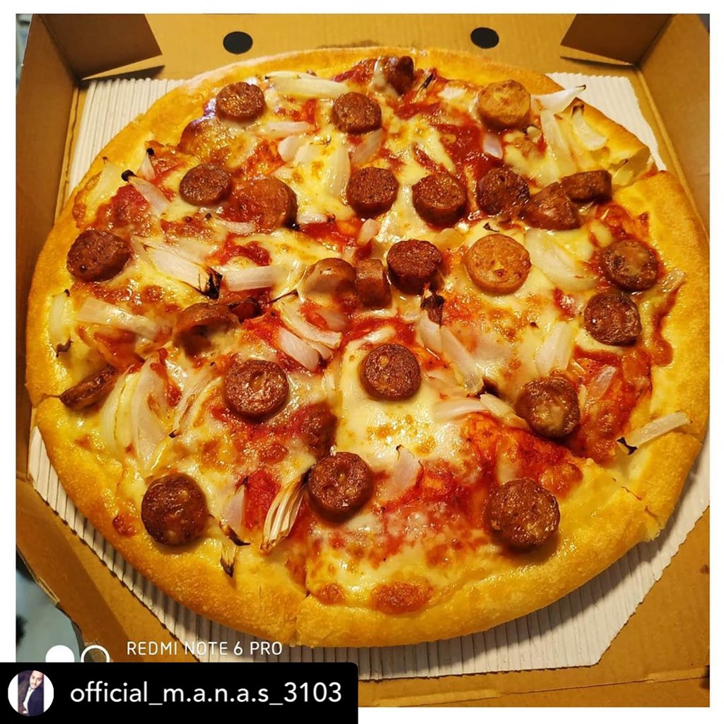 Now that s how you celebrate a win official m.a.n.a.s 3103 PizzaHutJavenge PizzaHut INDvsNZ https t.co LPjh2mgRqr