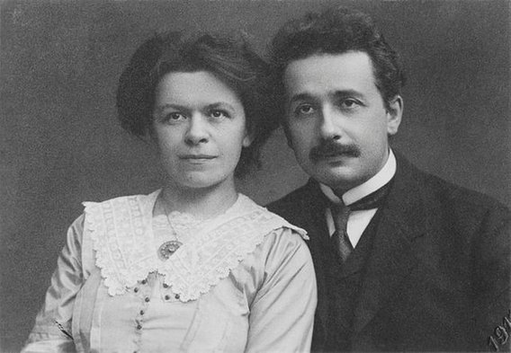 The story of Mileva Maric, Albert Einstein's first wife. She was one of the first female physicists in the world and there is evidence she contributed greatly to Einstein's research, including his theory of special relativity https://t.co/bD4XIvkoxY https://t.co/T90OGSG9O2
