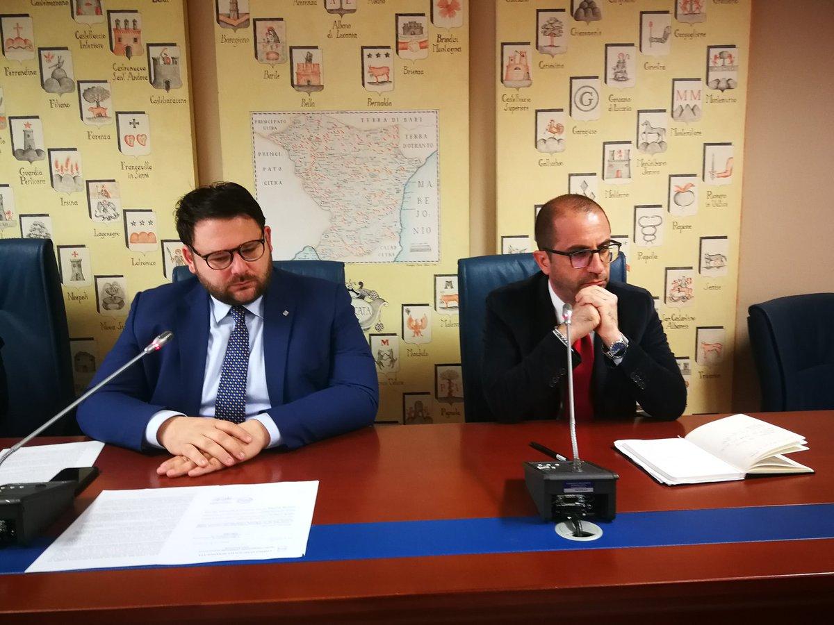 In prima Commissione, audizione di Gianluca Palazz...