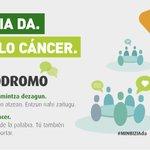 Image for the Tweet beginning: ,#LlámaloCáncer @aeccgipuzkoa invita a la