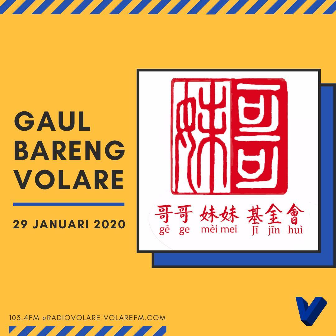 Gaul Bareng Volare: Gege Meimei Kalbar