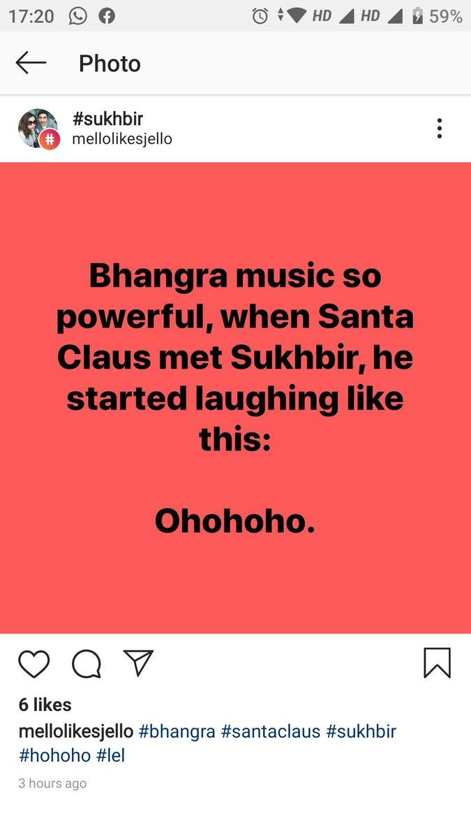So Damn True . . . #sukhbir #sukhbirsinger #sukhbir_singer #DealOfTheCentury #MEMES #ohhohoho #SaudaKharaKhara #GoodNewwzpic.twitter.com/YsDlLcbiQR