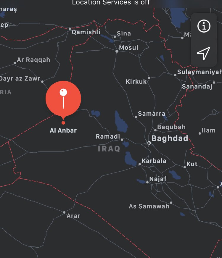 An American military plane have crashed in Anbar Governorate of Iraq! The Plane is C-27 J-Spartan which carried american military personnel.  #Iraq  #USA  #planecrash  #Trump