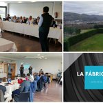 Image for the Tweet beginning: Continuamos en la jornada #LaFabricaMasContigo