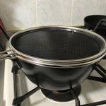 ラバーゼの揚げ鍋を買ったら揚げ物がとても楽になるからオススメ!!