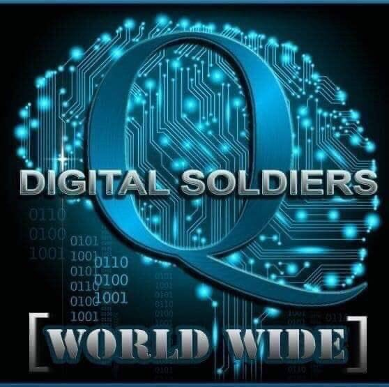 "Travis View on Twitter: "".... Digital Soldiers Worldwide Q, JFK Jr ..."