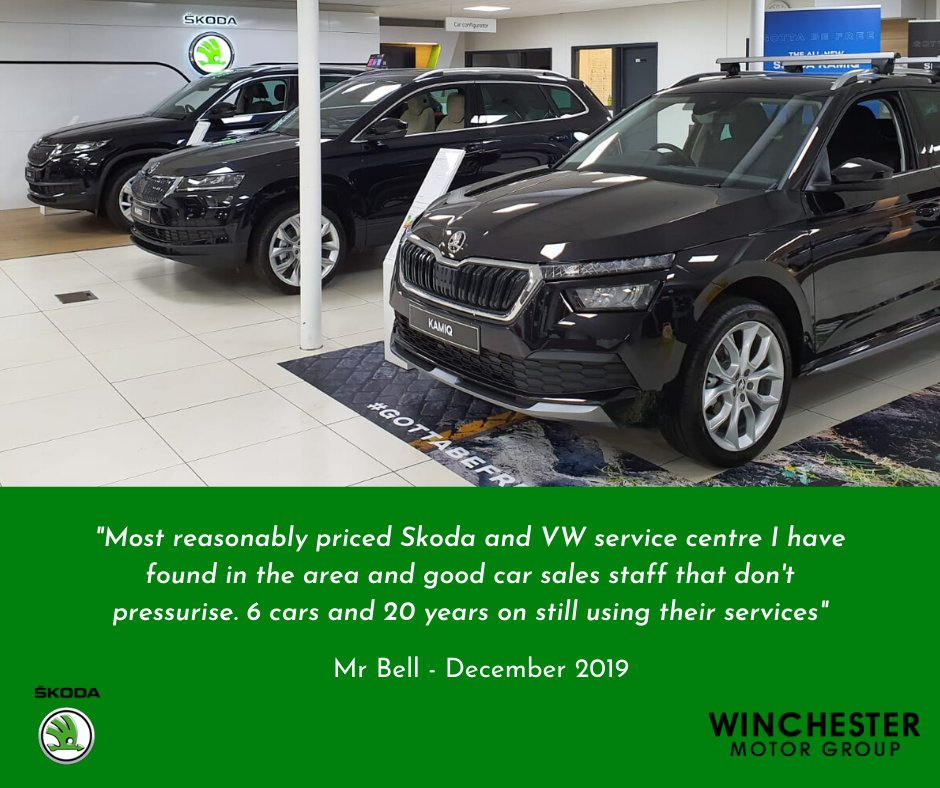 We strive to drive and deliver excellence, so we love hearing positive feedback from our customers.