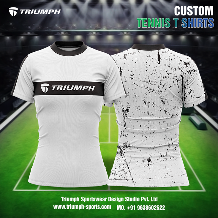 Customize Sportswear for Tennis  Buy Now :: https://zurl.co/AXQH   #tennistshirts #tennisapparel #tenniswear #sublimatedtenniswear #customsportswear #triumphsportswearpic.twitter.com/hSFZHu7KaQ