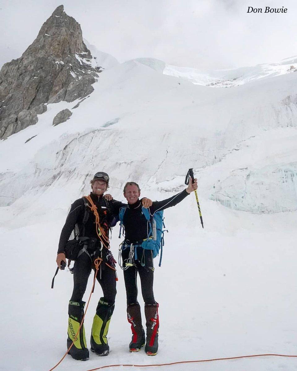 🏔 #BPK2winter: #DenisUrubko ha alcanzado sin problemas el C2 (6.400 m) con Don Bowie y Lotta Hintsa.   Viento débil y algo de nieve. Planean pasar noche en C2 y mañana jueves 30/01 trabajarán la ruta de camino al C3.  http://desnivel.com/expediciones/denis-urubko-don-bowie-y-lotta-hintsa-intento-de-cima-en-el-broad-peak-invernal/…  📸 No es BP: http://instagram.com/p/B6DYAPEDzuI/