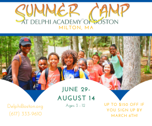 Summer camp is almost here! Who's ready for the best summer yet? #Delphi #boston #kids #summer #learning #camp #fun