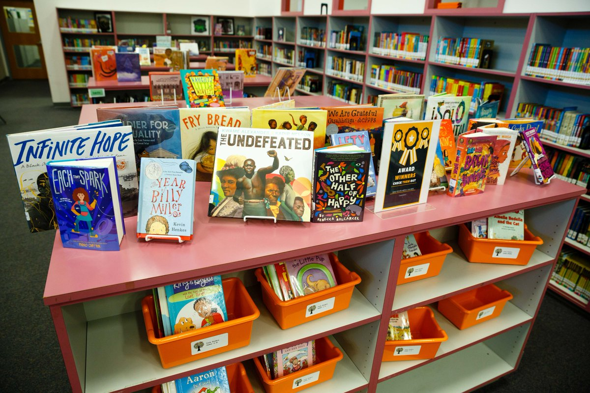 Come check out all the amazing award-winning books from the MPSA library! <a target='_blank' href='http://twitter.com/ALALibrary'>@ALALibrary</a> <a target='_blank' href='http://twitter.com/VAASL'>@VAASL</a> <a target='_blank' href='http://twitter.com/APSLibrarians'>@APSLibrarians</a> <a target='_blank' href='http://twitter.com/MPSArlington'>@MPSArlington</a> <a target='_blank' href='http://search.twitter.com/search?q=ALAyma2020'><a target='_blank' href='https://twitter.com/hashtag/ALAyma2020?src=hash'>#ALAyma2020</a></a> <a target='_blank' href='https://t.co/dy6zG1JuQw'>https://t.co/dy6zG1JuQw</a>