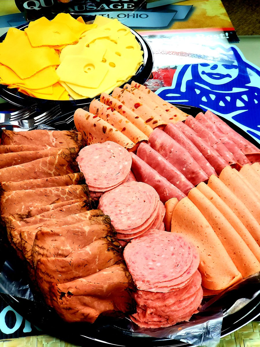 Our Wednesday motivation! Queen City Deli Meats available at you local @meijer stores!  #WednesdayMotivation #HumpDayFeels #Deli #DeliMeats #Porkopolis #MadeinCincinnati #ShopLocal