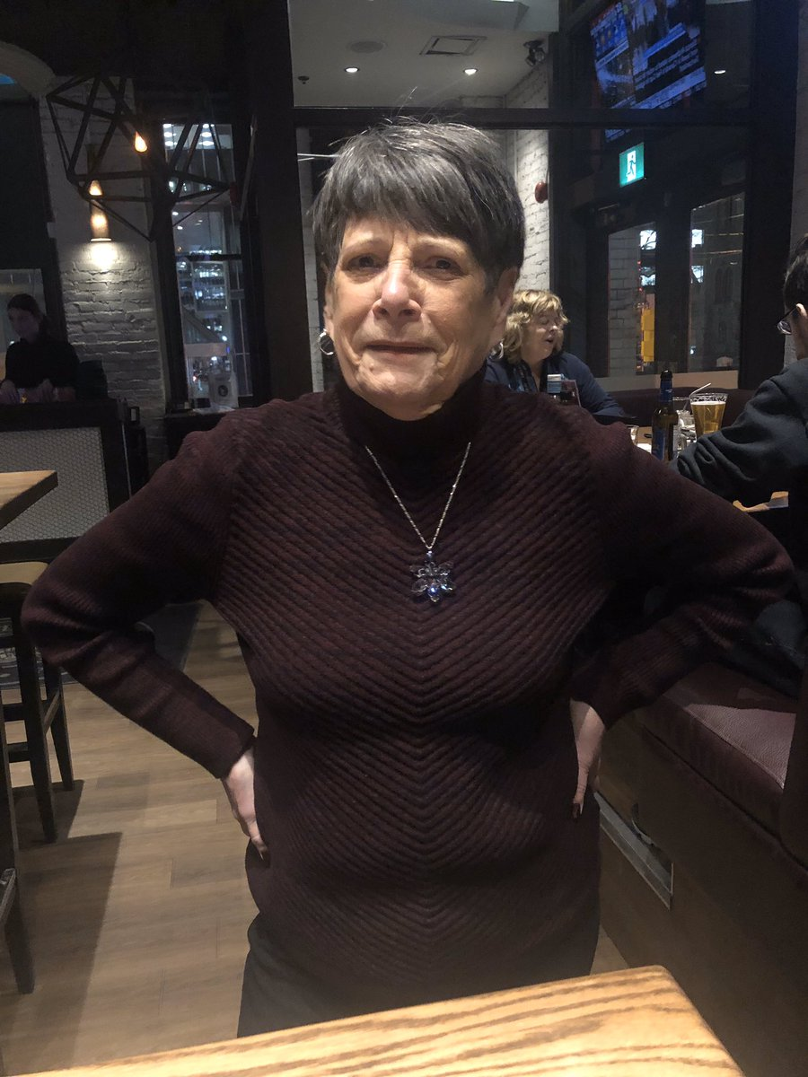 The Local Lady behind  Irene's  Souvenirs Store ... Irene HERSELF is turning 78 young today ! Let's show her the love by Wishing Her A HAPPY BIRTHDAY 🥳🎂💜   #localbusiness #shoplocal #birthdaygirl #happybirthdaymom #lookingoodforherage #lovedowntown #yyt