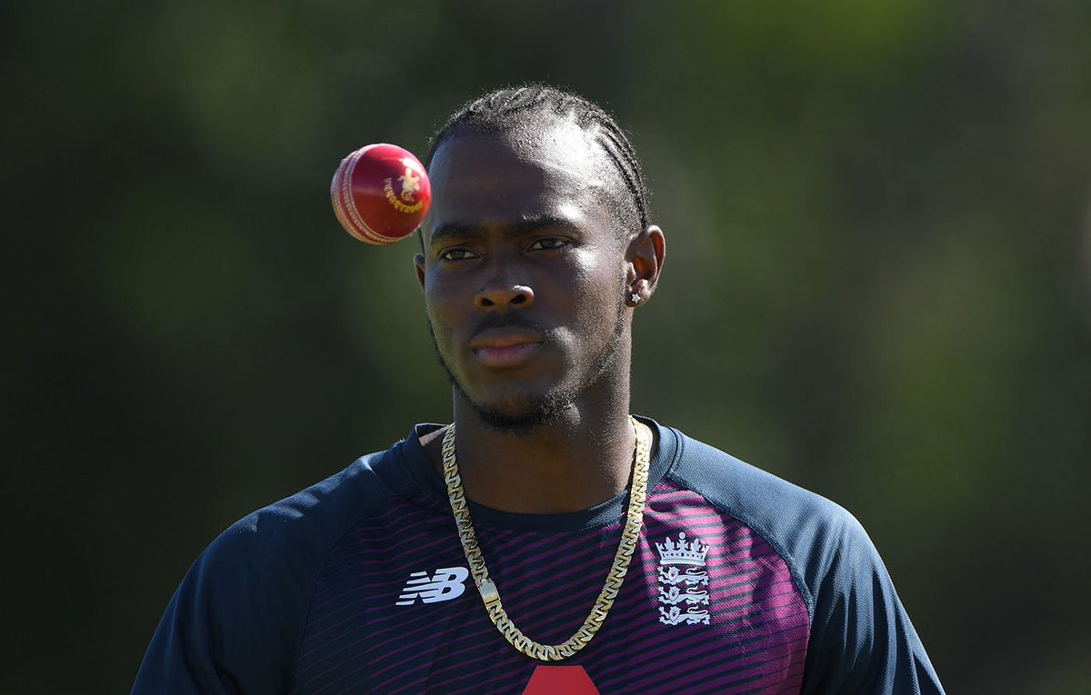 Fast bowler @JofraArcher ruled out of England's T20s in South Africa. He's returned to the UK to continue treatment on his elbow injury. @SaqMahmood25 replaces Archer in the T20 squad. Archer is also a doubt for the Sri Lanka Test series in March. #bbccricket #SAvENG