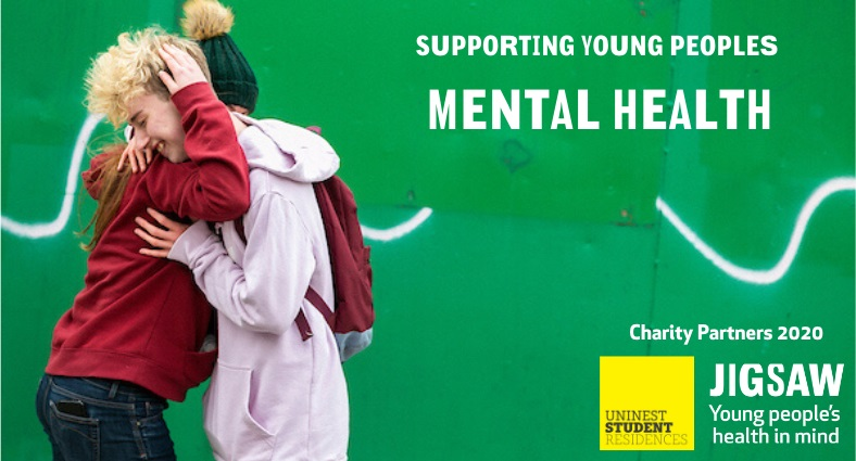 We here at @UninestIreland are delighted to be partnering with @JigsawYMH as our charity partner for 2020 and we are so excited to be helping them achieve their vision of an Ireland where every young persons #mentalhealth is valued and supported.  https://t.co/yz6rCE9505 https://t.co/MkQIYl1WSp