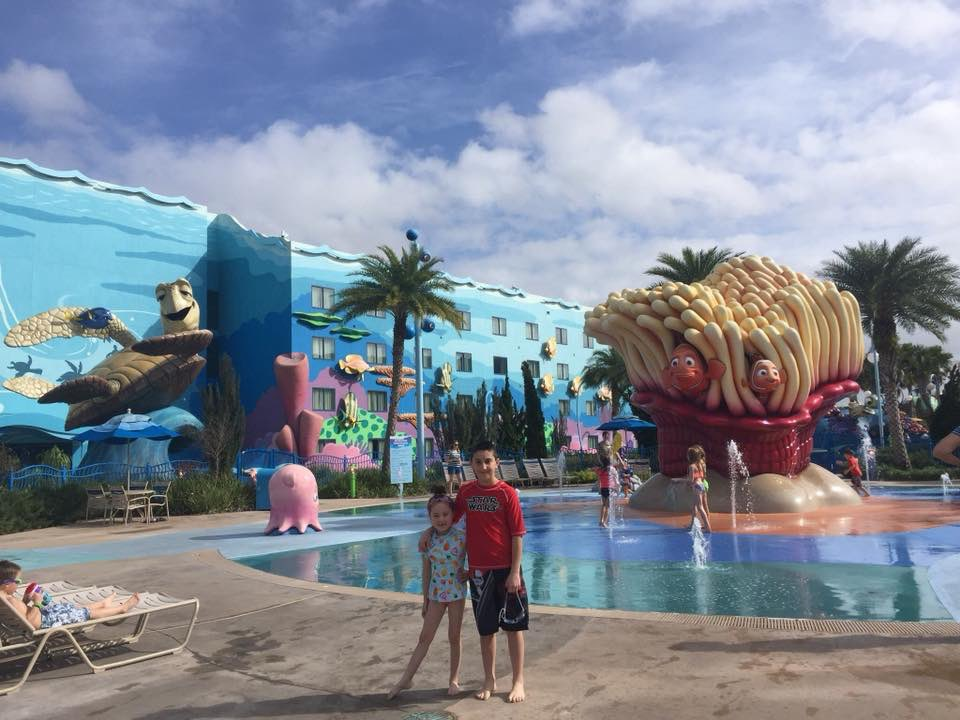 This was 3 years ago at Disney's Art Of Animation Resort!  I remember how excited the kids were to be swimming in January and to swim in the Big Blue Pool! #Vacation #Disney #ArtOfAnimation #Magic #CollectMoments #CollectMemoriespic.twitter.com/GYt2n3dNH4