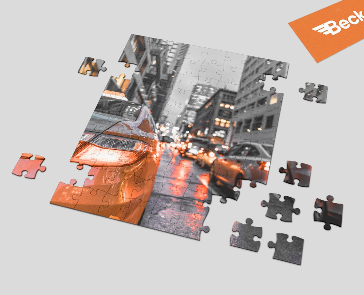 Fancy that, it's National Puzzle Day! Follow @becktaxi_ and tag a friend for your chance to win this puzzle!  #becktaxi #nationalpuzzleday #becklovesto #puzzletime #giveaway #contest #toronto #torontolife # Citylife #streetsoftoronto #the6ix #Puzzlelove #torontoinstapic.twitter.com/JcALnSgQFI