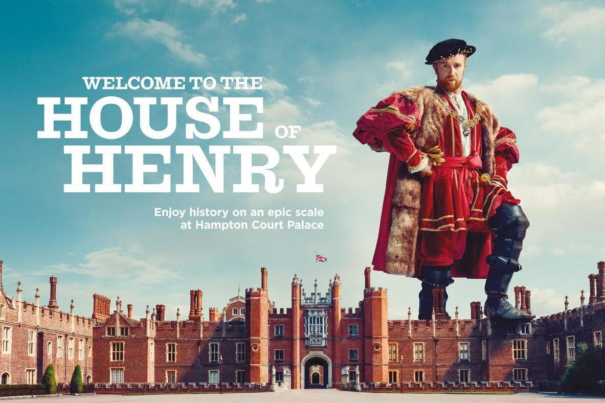 Book online before 15 February to save 50% on tickets to Hampton Court Palace: https://t.co/WNc68uWtCa https://t.co/W2nCo0IYK3