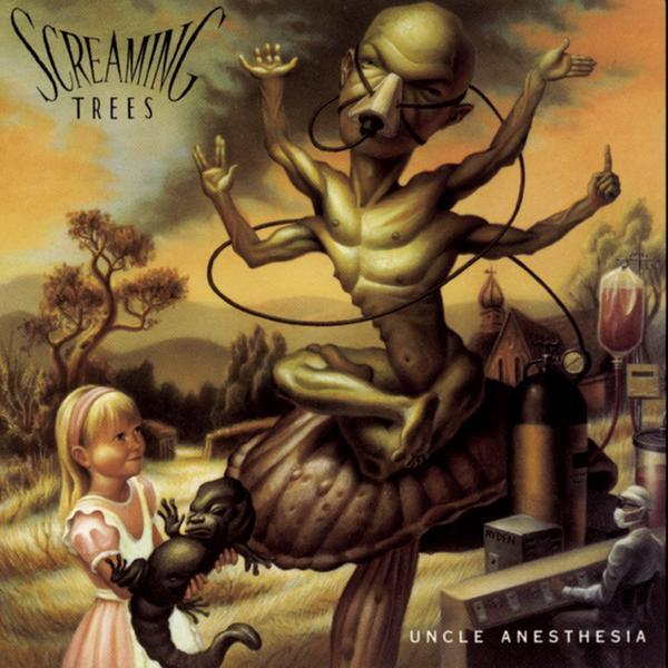 On this day in 1991, Screaming Trees released their fifth studio album, Uncle Anesthesia.