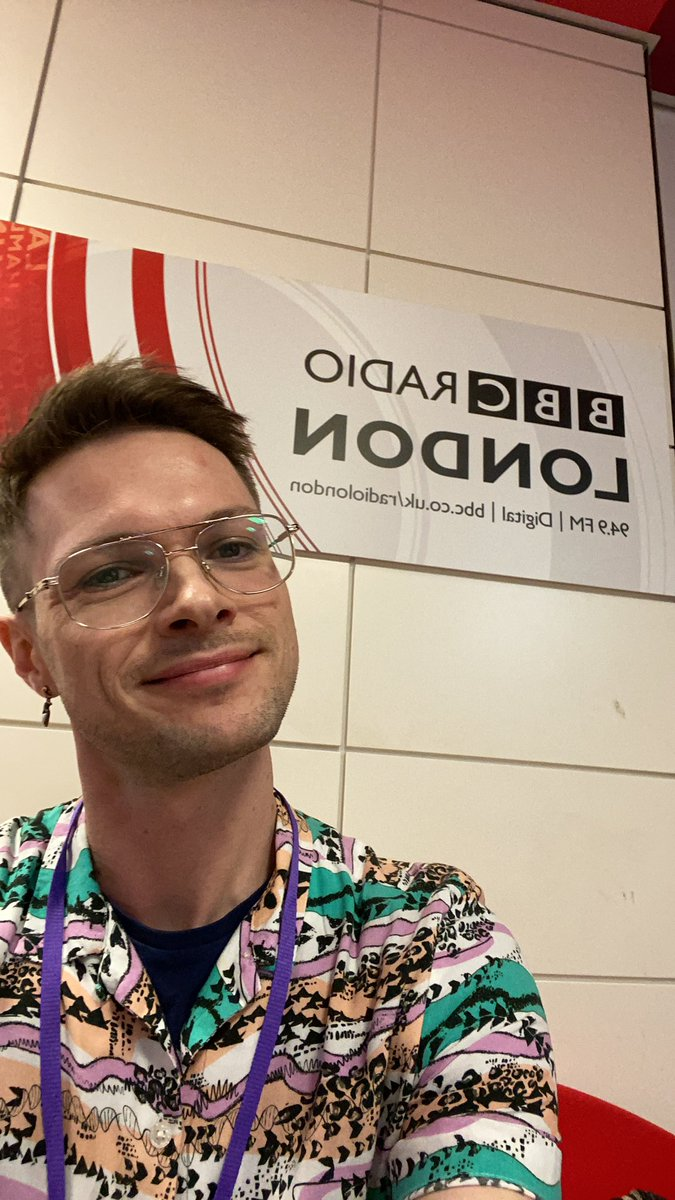 Our lad @nathanieljhall will be on @BBCRadioLondon in about 15 mins - TUNE IN!