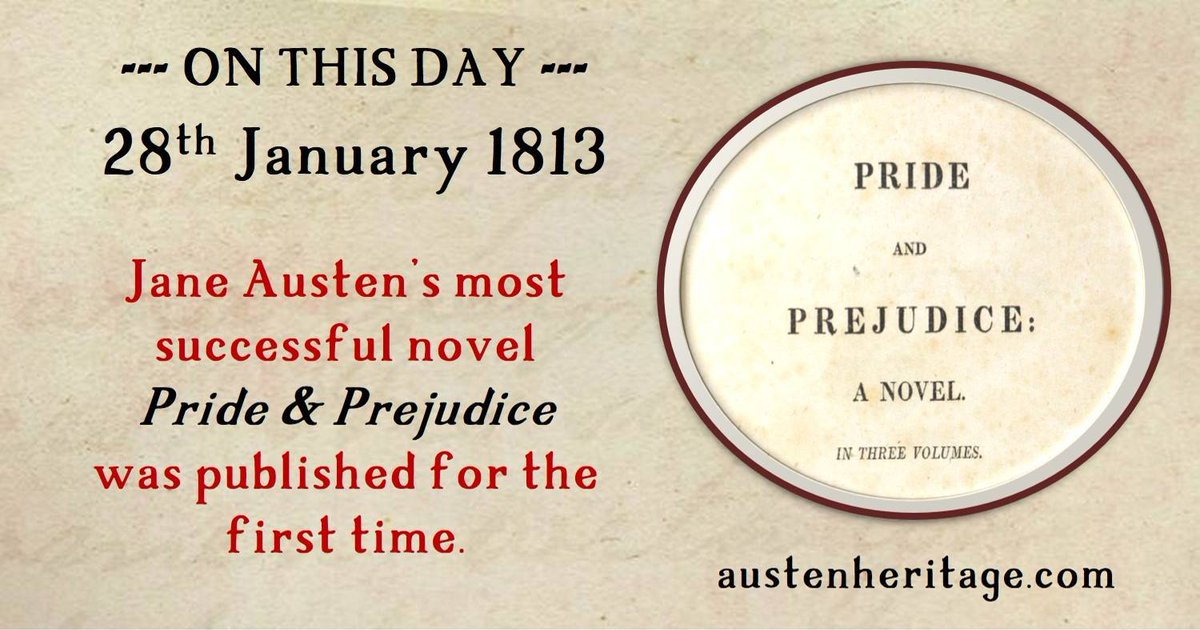 "It's never too late to celebrate the publication of ""Pride and Prejudice""!   https://tinyurl.com/y2ob3gvz  #alisonlarkin #alisonlarkinpresents #janeausten #prideandprejudice #senseandsensibility #completenovelsofjaneausten #audiobook #audiobooks #loveaudiobooks #austenaudiobookspic.twitter.com/a3ExPhk2hr"