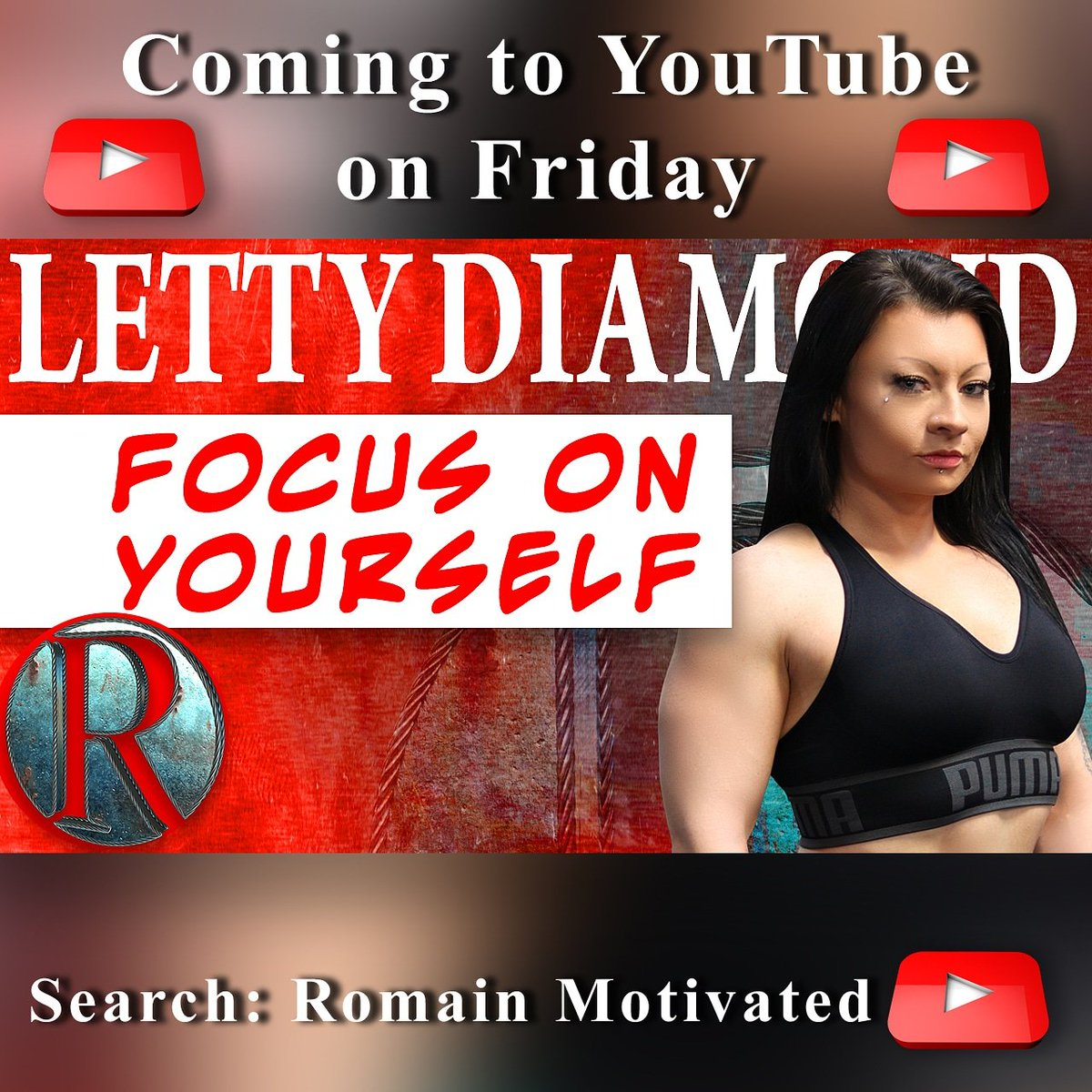 New video coming on Friday https://youtu.be/VYt43OW0TtA #bodybuildingmotivation #gymlife #workout #fitnessmodel #gym #fitfam #trainhard #fit #fitness #gymgirls #personaltrainer #girlswholift #muscle #bigmuscles #gains #weighttraining #bodybuildinggirls #bodybuildinglifestylepic.twitter.com/ZmIGmWhx35