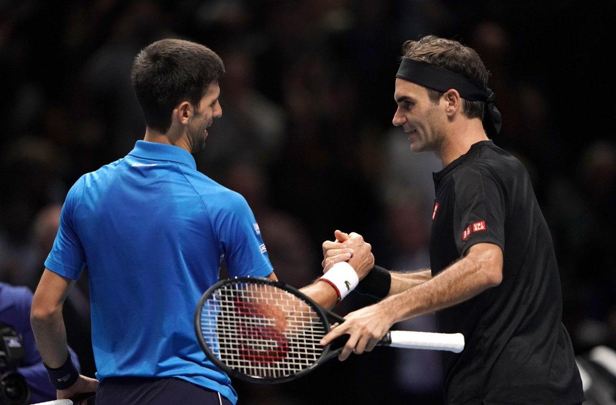 🎾 Ρότζερ Φέντερερ ή Νόβακ Τζόκοβιτς; ▶️ Η 50ή μεταξύ τους αναμέτρηση θα δώσει στον νικητή το εισιτήριο για τον τελικό του @AustralianOpen  🎯 Διαβάστε την ανάλυση στο Noviblog 🔗 http://novi.link/federer-djokovic…  #AusOpen #tennis #Federer #Djokovic #noviblog #novibet
