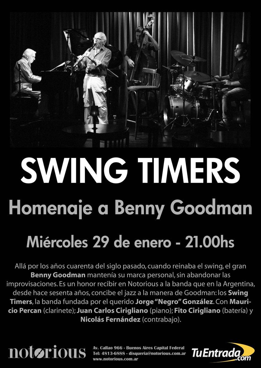 Hoy!  #Jazz #JazzLovers #JazzClub #Notorious #BuenosAires #Musica #EnVivopic.twitter.com/xCvOhiCODf