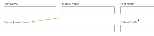Well, that's a new one. #UX #Forms https://t.co/ofBUz0yNBL
