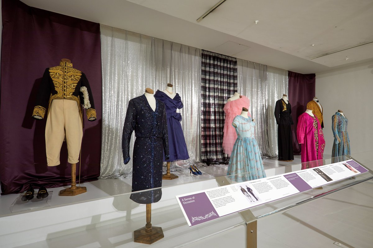 Dressing Up, Coming out: Fashion in the LGBTQ+ community - join us for an evening discussion with Dr Shaun Cole, @LaceyMcFadyen, Ryan Kearney & @jon_sleigh   @BM_AG on 6th Feb, 6.30pm. Pre-booking essential!   https://www.birminghammuseums.org.uk/bmag/whats-on/dressing-up-coming-out-fashion-in-the-lgbtq-community…pic.twitter.com/G8xBBE3zZN