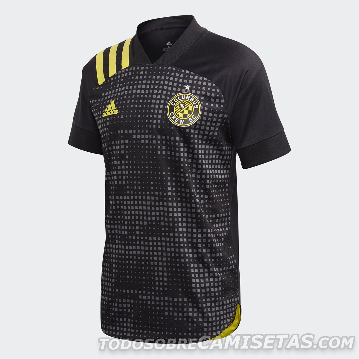 Columbus Crew 2020 adidas Away Kit