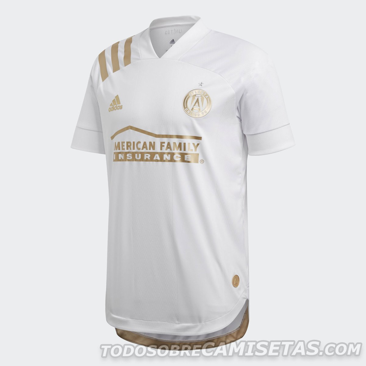 MLS 2020 adidas Kits - Atlanta United FC 2020 adidas Away Kit