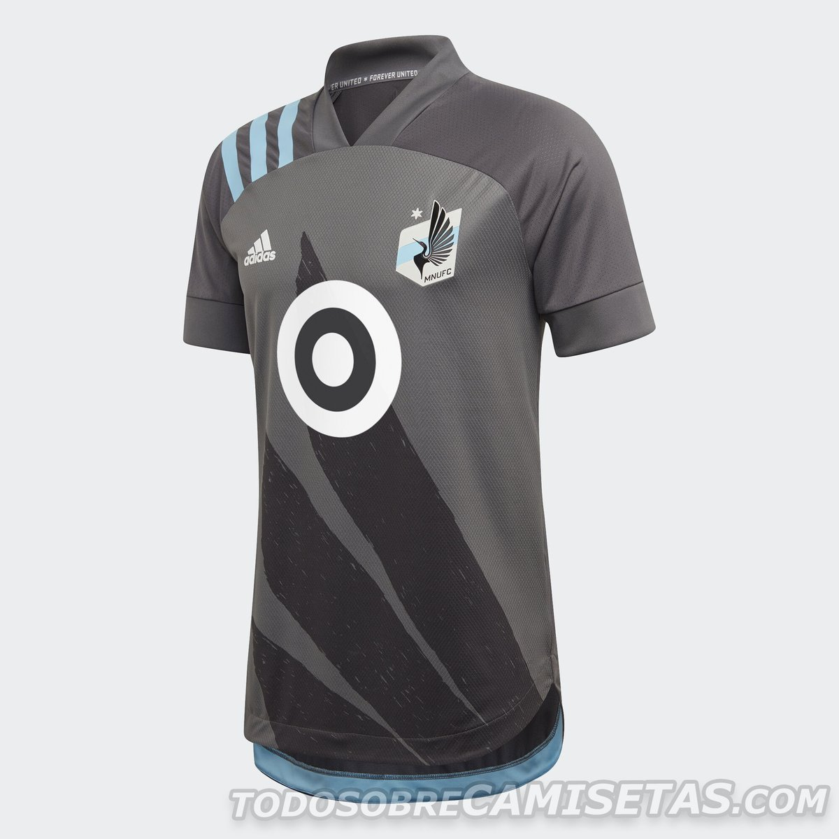 MLS 2020 adidas Kits - Minnesota United 2020 adidas Home Kit