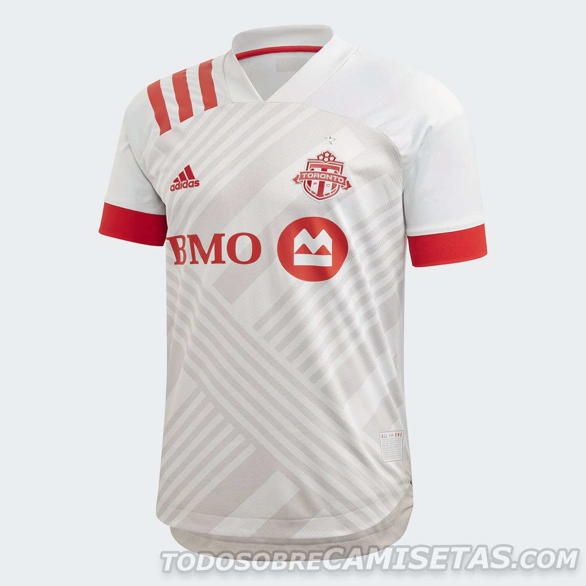 Toronto FC 2020 adidas Away Kit