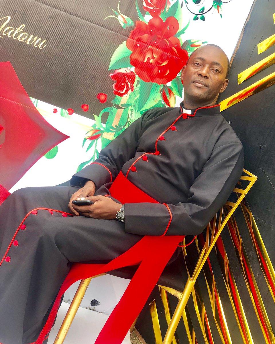 Congratulations  Fred Herbet Matovu   . . #westbuganda #Anglicanchurch #Uganda #decoration #Namirembechurch