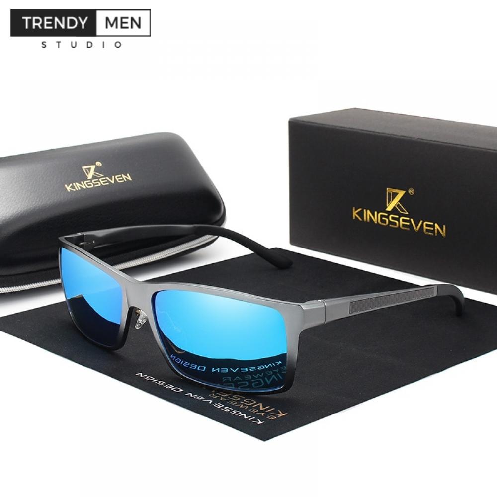 Men's Aluminum Magnesium Polarized Sunglasses #food #tflers