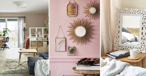 #Décoration : Un petit appartement, bien agencé, peut faire des miracles ! 🛋